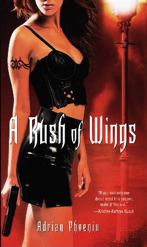 A Rush of Wings Kindle Daily Deal